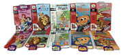 Leap Frog Leap Pad Lot Of 5 Learning Reading Storybooks And Cartridges Math