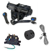 Kfi Se35 Stealth 3500lb Winch With Mount For 2002-2005 Arctic Cat 250 2x4/4x4