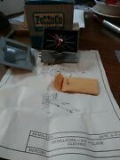1967 Nos Mercury Electric Clock Assembly C7my-15000-a Complete Fomoco