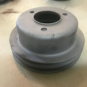 1966-1967 Ford Shelby Gt 350 Mustang Crankshaft Pulley C60e-6312-a