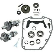 Sands Cycle 475 Series Grind Cams Gear Drive Kit 99-06 Twin Cam Except 06 Fxd