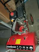 Powersmart Pss2240c 24 In. 212cc 2-stage Electric Start Gas Snow Blower