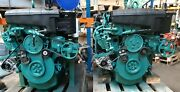 Volvo Penta D4-225 Year 2006 2 Engines Available