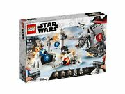Action Battle Echo Base Defense Play Set By Lego Star Wars The Empire Strikes B