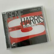 Gene Harris And The Three Sounds Cd Live At The It Club 1999 Blue Note Rare New