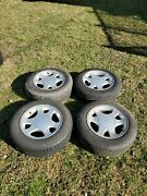 Ford Mustang Pony Cast Alloy Wheels And Tires