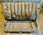 1928-31 Ford Model A Coupe Seat Original 28 29 30 Ask For Greyhound Quote