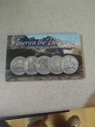 Cable Shopping Network America The Beautiful 2013 Platinum Edition Coins