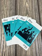 Parker Brothers Pit Game 1964 Replacement Piece Part 6 Hay Cards