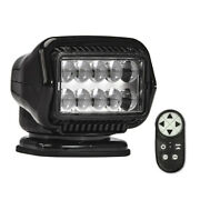 Golight Stryker St Series Portable Magnetic Base Black Led W/wireless Handheld