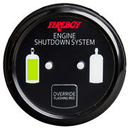 Xintex Deluxe Helm Display W/gauge Body Led And Color Graphics F/engine Shutdown