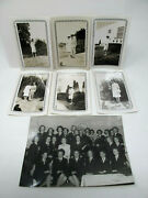Wwii Women Navy Aviation Machinist Mates Grouping Photo Lot Army Air Corps Male