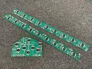 Williams F-14 Pinball Under Playfield Lamp Circuit Boards Lot D-11752 5768-12146
