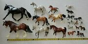 Breyer Horse Lot Of 21 Collection