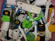 Huge Vintage 80andrsquos Lot Fisher-price Construx Building Toys 13 Lbs