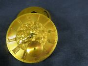 Antique Pocket Watch Works R.a. Campbell, Baltimore Fusee Works