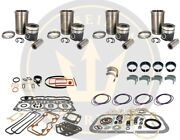 Overhaul Kit For Volvo Penta Aqad31a Tamd31a Tmd31a Ro 876968 876860 876099