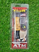 New Zink Calls 06024 Atm Green Machine Double Reed Duck Call