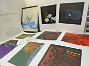 Impressions United States Science Exhibit Seattle Worlds Fair 1962 Complete Set