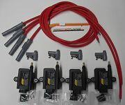 Aem Smart Coil Igtb High Output And Msd Spark Plug Wires Mazda 13b Rotary Kit
