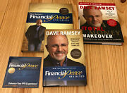 Lot 4 Dave Ramsey Total Money Makeover + Workbook Books Financial Peace  K