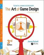 The Art Of Game Design A Book Of Lenses, Third Edition By Schell, Jesse Har…