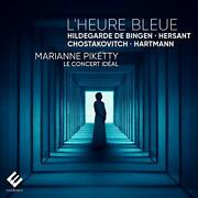 `pikettymarianne/le Concer...-lheure Bleue Uk Import Cd New