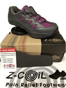 Zcoil Freedom Sneaker 259 New N Box Womens Sz 9 And Free Zcoil Socks @ List Price