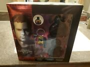 Jeff Gordon Halston Z-14 Gift Set With Gordon Keychain, 2oz Cologne And Aftershave
