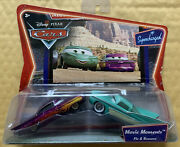 Disney Cars 1 2 3 Diecast 155 - Supercharged Flo And Ramone Movie Moments Uk