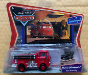 Disney Cars 1 2 3 Diecast 155 - Supercharged Red And Stanley Movie Moments Uk
