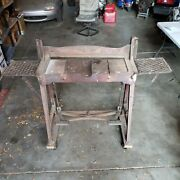 Peck Stow Wilcox Sheer. Steampunk Cast Iron . Wow