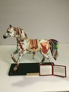 2007 Trail Of Painted Ponies Figurine Copper Enchantment Large 9 Inch 2,077/5000