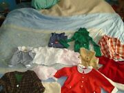 Lot Of Various Vintage Children's Clothing Clothes