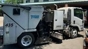 Tymco 435 Kubota Engine Power Increase 20 Gains Mail In Service + More Options