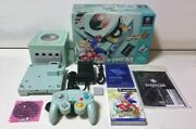 Game Cube Tales Of Symphonia Enjoy Plus Pack Symphonic Green Edition