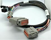 Cable To Field Iq Or Steering Ztn75834 Trimble Cfx750 Fm750 Fmx Fm1000