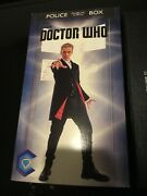 Doctor Who 12th Doctor Peter Capaldi Crystal Tardis Bbc Collectible