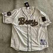 Don Larsen New York Yankees Signed Denver Bears Jersey Limited Edition Auto