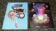1981 And 1982 World Series Programs Excellent Condition