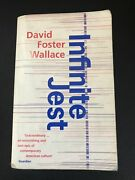 David Foster Wallace Infinite Jest Signed