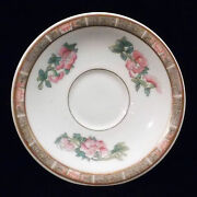 Discontinued Lenox Indian Tree Pattern Demi / Demitasse Saucer Only Mint