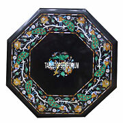 30 Exclusive Marble Coffee Table Set Parrot Marquetry Multi Inlay Bedroom Dandeacutecor