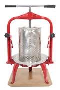 Torchio Stainless Steel Press Essential Oils Italian Made Direct Import