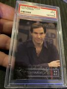 2006 Razor Poker 17 Ted Forrest Psa 9 Rookie Card Pop 1 Of 1 None Higher