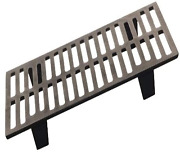 Us Stove G42 Cast Iron Grate For Logwood, Large, Elevates The Fire