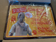 Travis Scott Mcdonald's Collectible Lunch Box Cactus Jack New Free Shipping