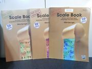 Set Of 3 Piano Lesson Books With 10 Solos Using Major/ Minor Scales By Springer