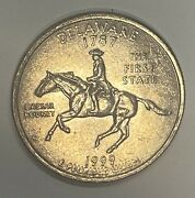 50 State Quarter. 5.51grams Missing Weight With Maganese