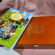 Oop The Alice Tarot 2014 Baba Studios W Boxpouch Book Limited Edition 109/500